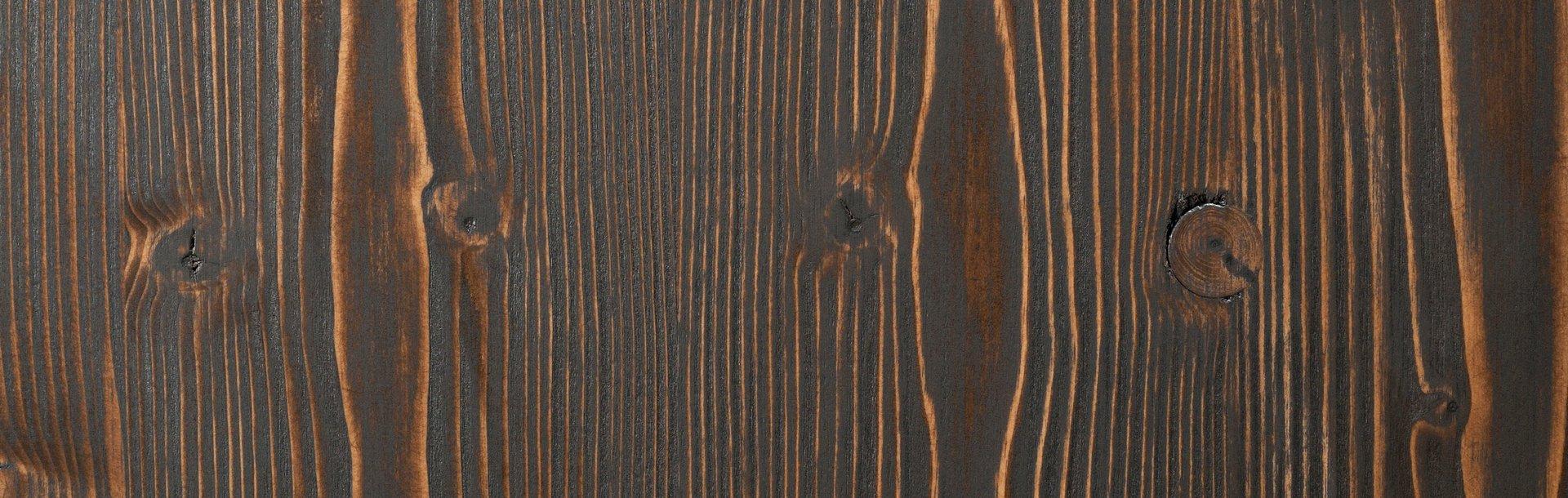 """Come Pulire Il Legno Vecchio effetto speciale per mobili """"legno antico bruciato"""""""