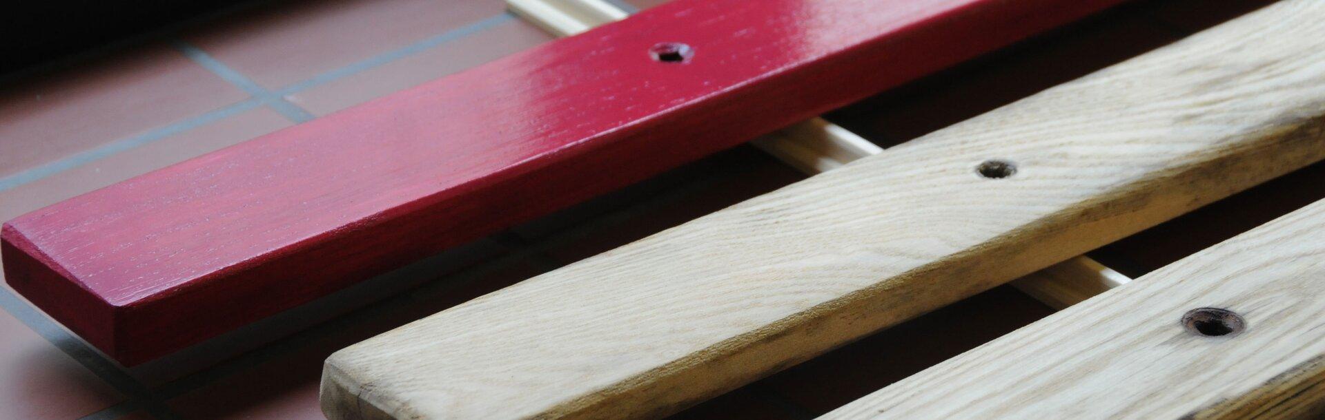 Come Scartavetrare Il Legno come verniciare una panchina in legno e metallo?