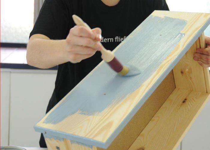 Dipingere Mobile Legno.Verniciare Un Mobile Fai Da Te Adler Vernici